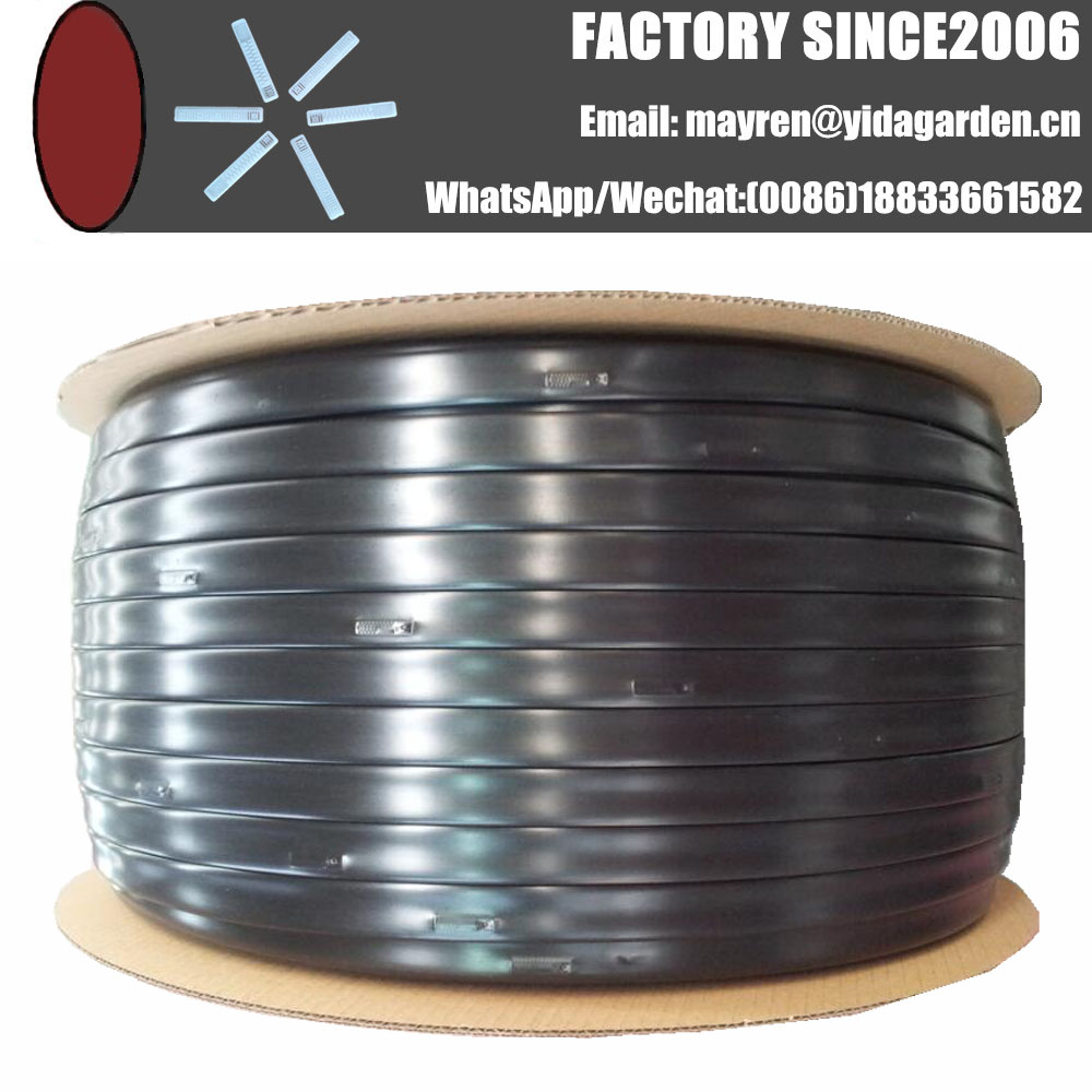 Diameter 16mm Thickness 8 mil Dripper spacing 200mm Drip irrigation pipe