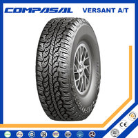 New pattern China supplier tires for cars/ car tyres/4*4, VERSANT A/T tyre price list