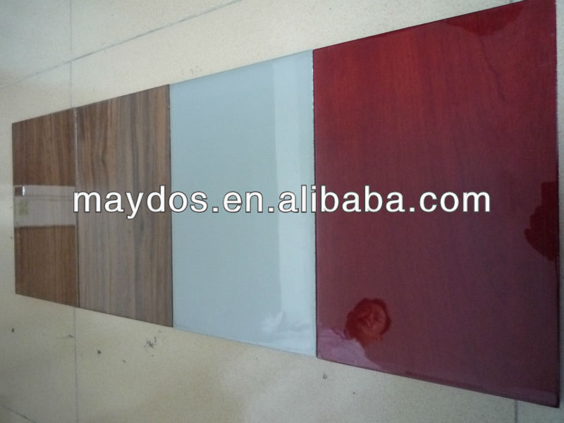 High Glossy UV Paint For MDF,PVC, Melamine Panels(Cabinet Panels)