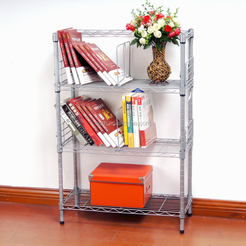 Carbon Steel Wire Shelving Rack For Home