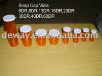 plastic pill packaging plastic drug vials