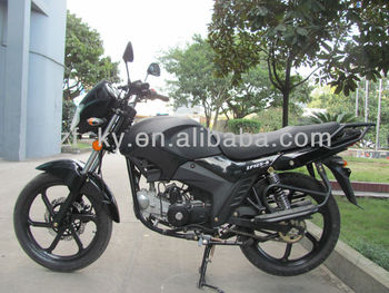 ZF125-A new 125cc street motorcycle