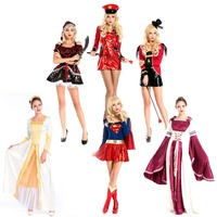 2015 new style of halloween costume for women on China wholesale