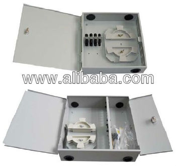 Fiber Optics Wall Mount 6_12_24 Port Enclosure