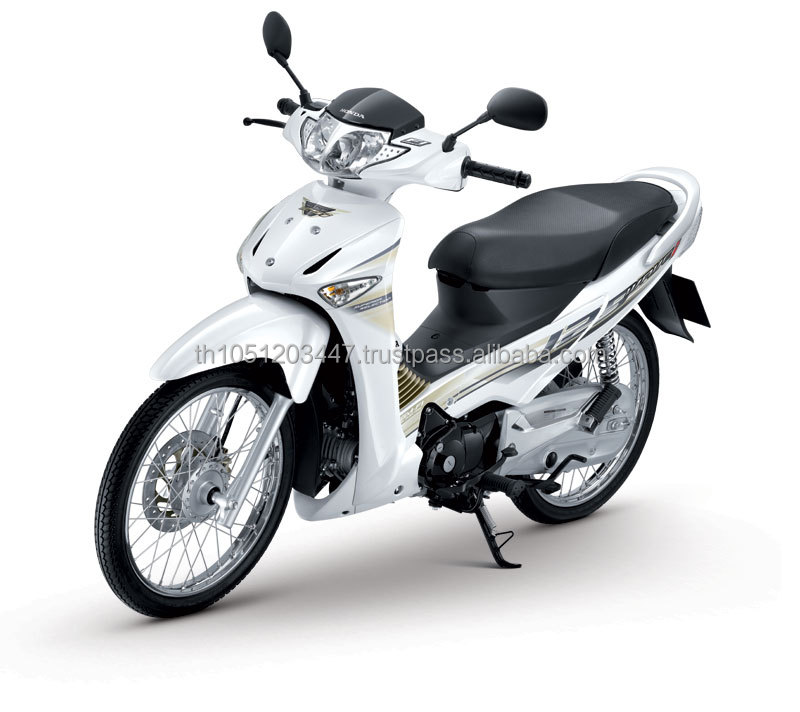 Wave 125 i Electric Start, Spoke Wheel