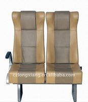 luxury volvo bus seat with manufacturer in china
