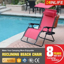 lightweight beach lounge chairs with canopy