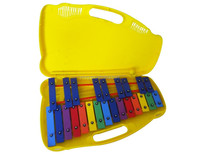Xylophone percussion Orff teaching aids children's toy metallophone for kids