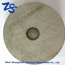 Brand new stamping processing metal part sheet metal laser slotted hole punched sheet metal for wholesales