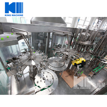Highly cost effective juice beverage making filling machine