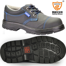 Free Shipping Stylish Pu Injection Low Cut Safety Shoes Wide steel toe cap Safety shoes FC-2588