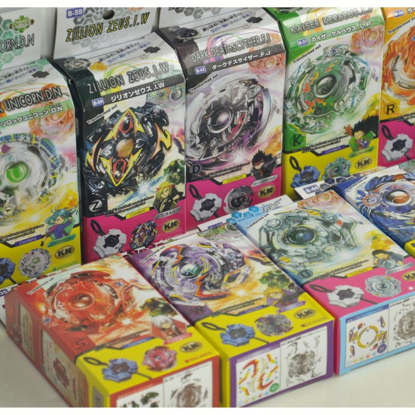 Toy Manufacturer In China Beyblade Gyro/Music Light Spin Top Toy