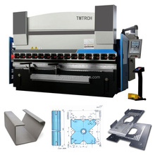 WC67K 350T/6000 automatic bending machine , angle iron bending machine export to Europe