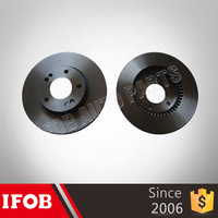 excellent car disc brake rotor, brake disc for 51712-3K010 2007