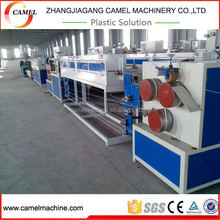 PP strapping band extrusion machine /pp packing strap production line