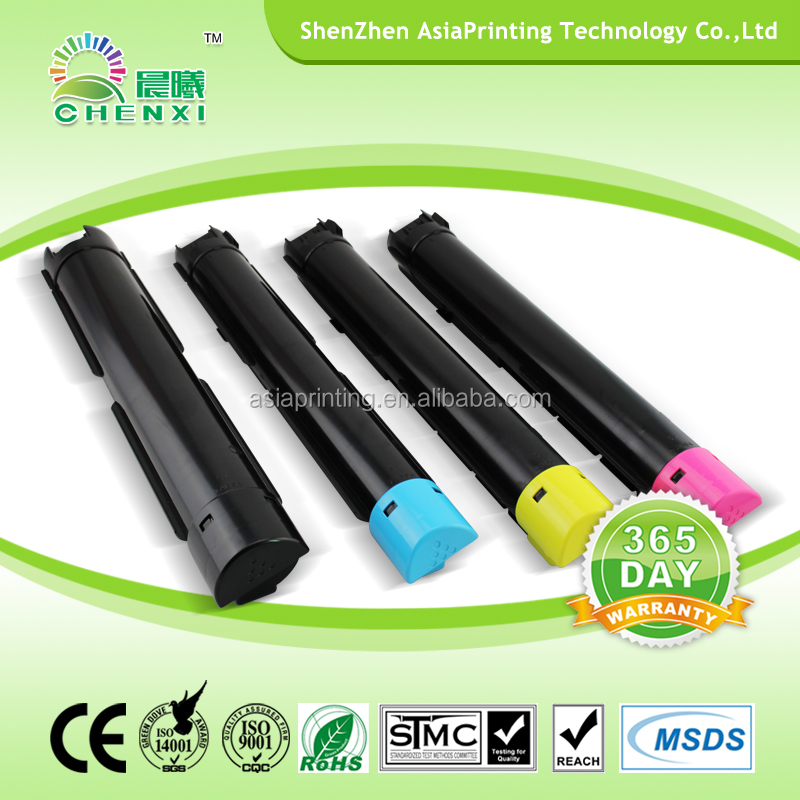 4 color toner cartridge 7120 for Workcentre 7120/7125 printer with fast delivery