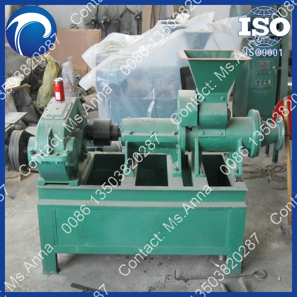 high capacity cow dung briquettes making machine