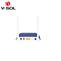 fiber optical network GEPON ONU wifi voip onu 1ge+1fe+1pots+wifi