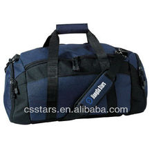 Navy Blue 600 Denier Polyester Gym Bag