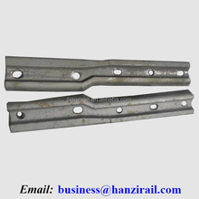 Joggled Piatto di Pesce/Ferrovia Fishplate/Joint Bar