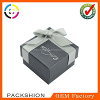 100% Factory Prices Paper Cardboard Jewelry Box Manufacturers in Dongguan