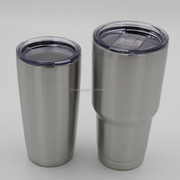 30oz & 20oz Stainless Steel Double Wall Vacuum Tumbler