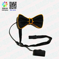 Glow knitted flashing bow tie for Halloween party