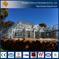 Fast Construction Real Estate China Prefab
