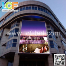 Alibaba Express LED Screen P20 DIP Outdoor Full Color LED Display Module 320*320mm Full Color Advertising LED Display