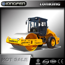 CMD510B Lonking brand 10 ton static road roller for sale with CE approved