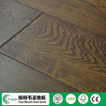 Competitive Price solid Oak 152mm width 2-lay prefinish wood flooring