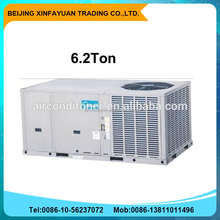Midea brand R410A Tropical rooftop package 60HZ,packaged air conditioner