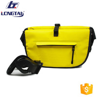 Waterproof Bicycle Rack Pannier Bag Yellow Carrier Bicycle bags