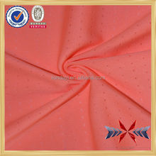Polyester soft knit spandex MTA stretch mesh knitted fabric