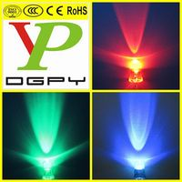 RGB RBG flashing red blue green 5mm led
