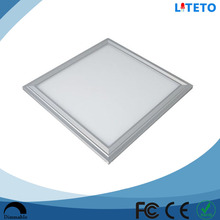 AC100-240V 90lm/w 36w 600 by 600mm dimmable white led suspended ceiling light panel