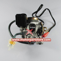 19mm Carburetor for GY6 50cc TSX-CU003