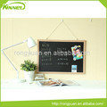 Custom home decoration use dry erase writing magnet blackboard