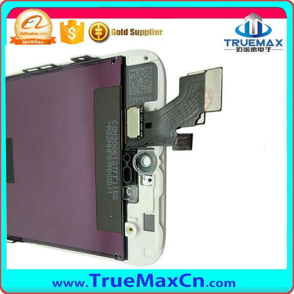 Hot Selling for iPhone 5 Display LCD OEM, Replacement Display for iPhone 5, for iPhone 5 LCD AAA
