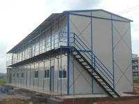 Poultry Farm Equipment with Prefab House Construction for One-Stop Service