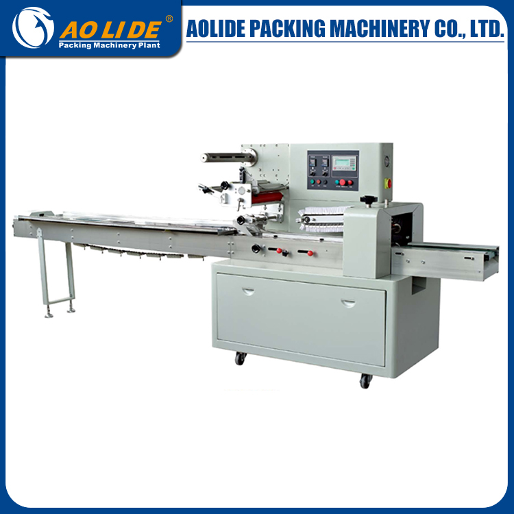 automatic twist bread packaging machine frozen bread dough packing machine ALD-350B