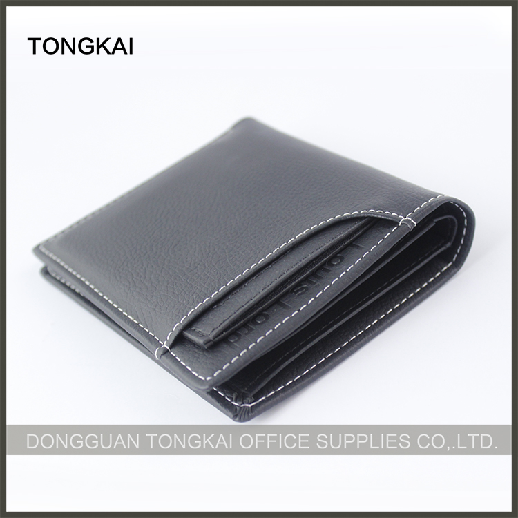 Customize small pu leather wallet pocket money bag