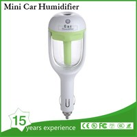 Colorful Car Air Humidifier Air Cleaner Purifying Freshener Humidification