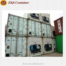 Second Hand Reefer Container Exporting Used as Cold Storage