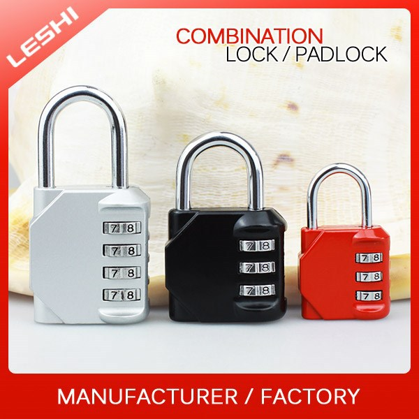 Security Digital Combination Gym Lock, Digital Locker Lock