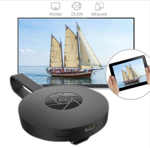 Wireless WiFi Display Dongle Receiver 1080P HD TV Stick Airplay Adapter Media for Google Chromecast 2