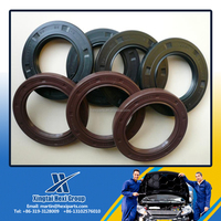 NBR/Viton/Silicon/ACM Material Double Lips TC Oil Seal