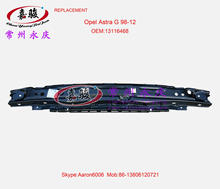 front bumper reinforcement replace for Opel Astra G 13116468,1405038