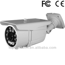 ODM 100M night vision 700tvl 1/3inch sony color ccd surveillance camera