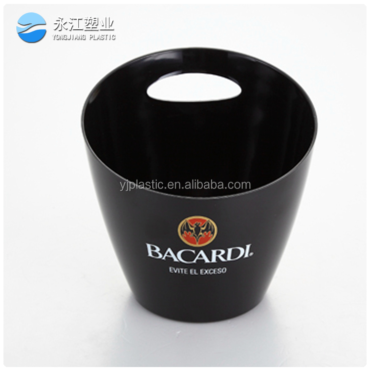 High quality cheap plastic ice bucket
